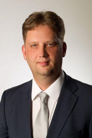 Renars Karašs, člen představenstva zodpovědný za individuální bankovnictví a market management Expobank CZ