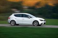 Seat Leon poh�n�n� benzinov�m turbomotorem