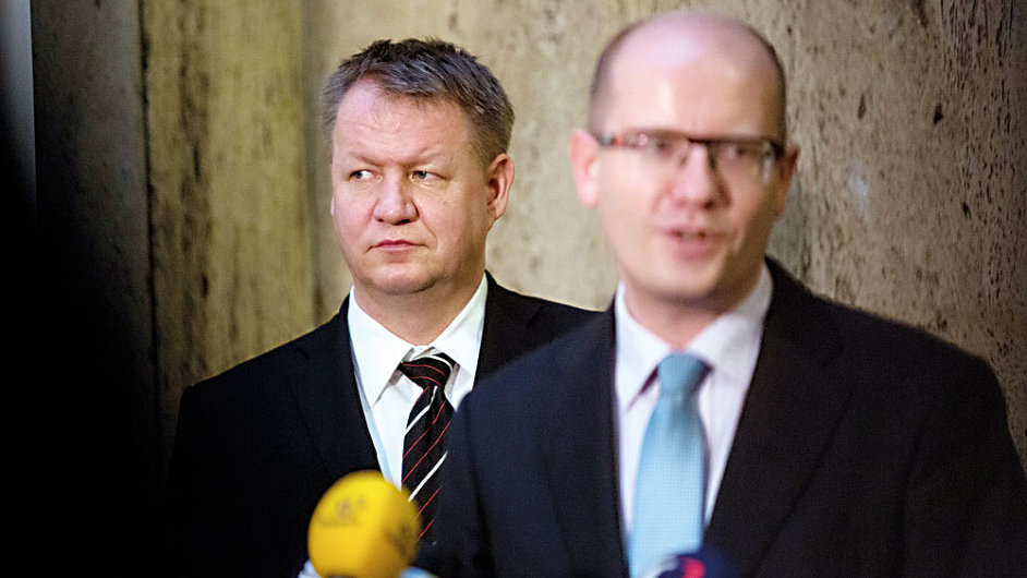 Muž s problémem jménem Babiš (Ministr Němeček)