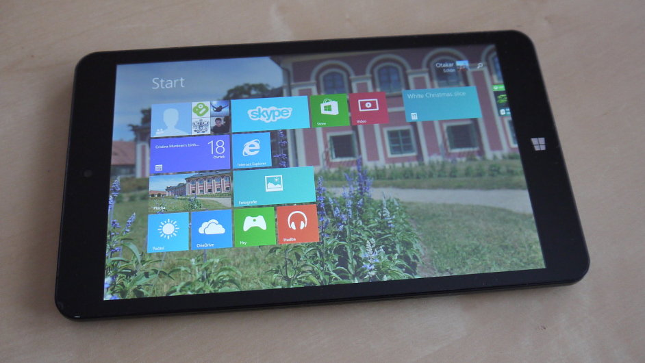 Pipo W4 s Windows 8