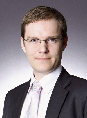 Tomáš Čihula, vedoucí týmu pro hospodářskou soutěž v pražské kanceláři Kinstellar