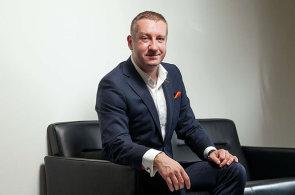 Jiří Sven Svěrák, country manager pro ČR a SR společnosti EMC.