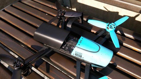 Dron Parrot Bebop - výměnný akumulátor