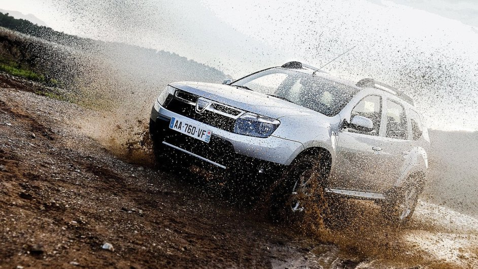 Dacia - ilustrační foto