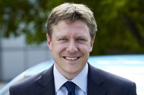Colin Maddocks, finanční ředitel Mazda Motor Europe