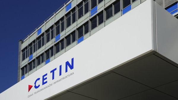 S�dlo spole�nosti �esk� telekomunika�n� infrastruktura, Cetin.