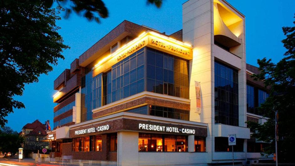Hotel President v Praze