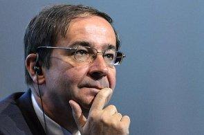 Bernard Fontana, prezident a generálním ředitel společnosti AREVA NP