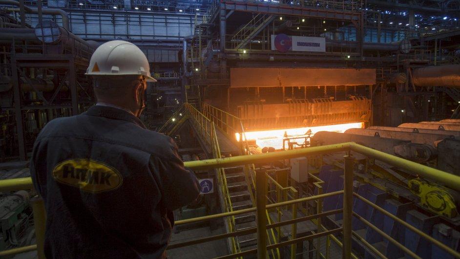 Ocelářská skupina Z-Group je opět v zisku a zvýšila tržby o 6 procent.