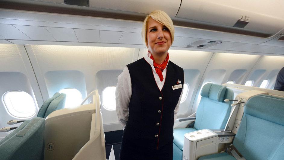 Stávka letušek v ČSA má trvat tři dny. Kolik se jich k ní nakonec připojí, ale jasné není.