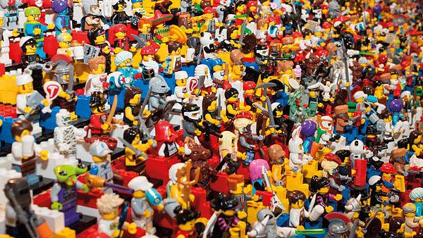 Firma Lego má v současnosti kolem 18 200 zaměstnanců - Ilustrační foto.