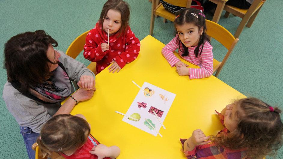 Mateřská školka ČVUT