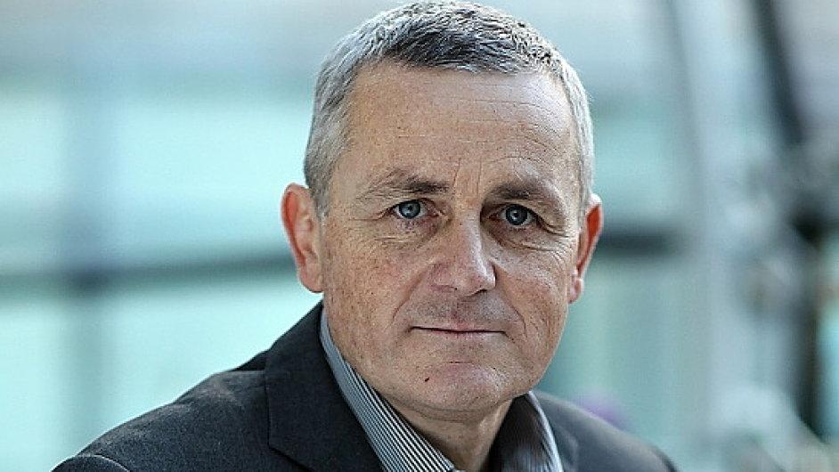 Radek Havlík, generální ředitel společnosti MOPET CZ