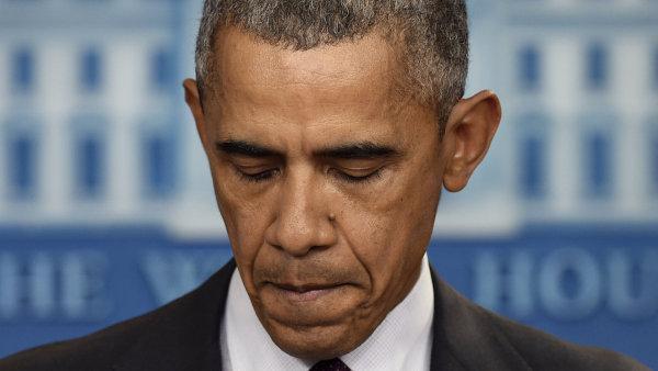Prezident Obama loni navrhl snížit do roku 2030 pokles emisí CO2 v porovnání s rokem 2005 o 32 procent.