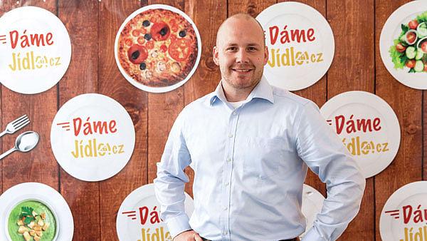 Odcházející ředitel DámeJídlo Lukáš Uhl říká, že už by firma mohla být zisková.