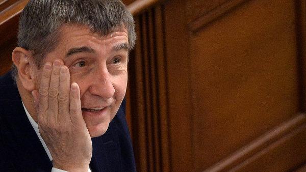 Ministr financí Andrej Babiš narychlo upravil zákon o DPH.