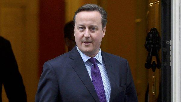 Konzervativn� premi�r je pro setrv�n� zem� v unii, ale podmi�uje to reformami EU.