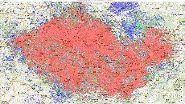 SimpleCell Neworks a T-Mobile staví v Česku nejpomalejší mobilní síť