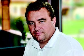 Libor Výleta, vedoucí vinohradnictví společnosti BOHEMIA SEKT