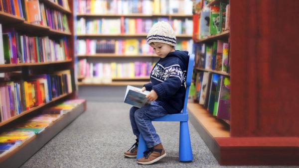 Albatros ovládne trh dětských knih v Česku - Ilustrační foto.