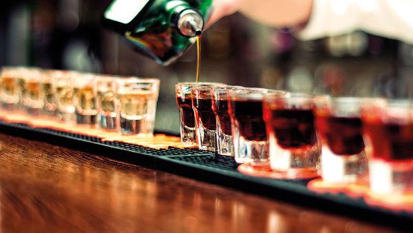 Češi znají svůj národní drink - Ilustrační foto.