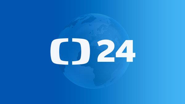 Logo stanice ČT24