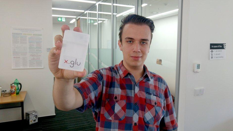 Autorem vynálezu je student Marek Novák