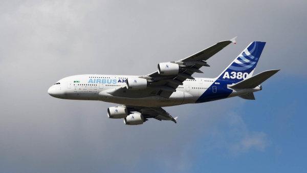Ve Francii zkoumá transakce Airbusu francouzská finanční policie - Ilustrační foto.