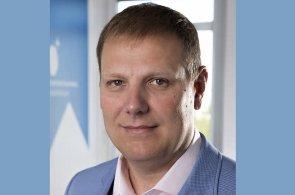 Michal Jurka, ředitel stavební firmy Skanska v Česku a na Slovensku
