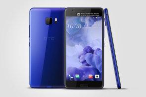 Telefon HTC U Ultra láká na druhý displej a umělou inteligenci a safírové krycí sklo
