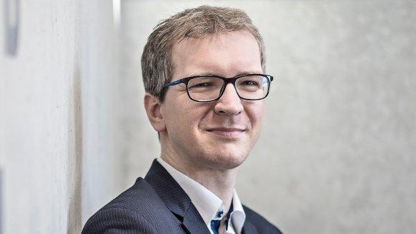 Ondřej Vychodil, výkonný ředitel útvaru Finance ČSOB