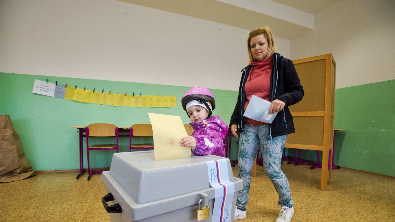 O sedm měsíců dříve: Naposledy šli lidé k volbám do sněmovny v říjnu 2013. A kvůli pádu Nečasovy vlády šlo o volby předčasné.