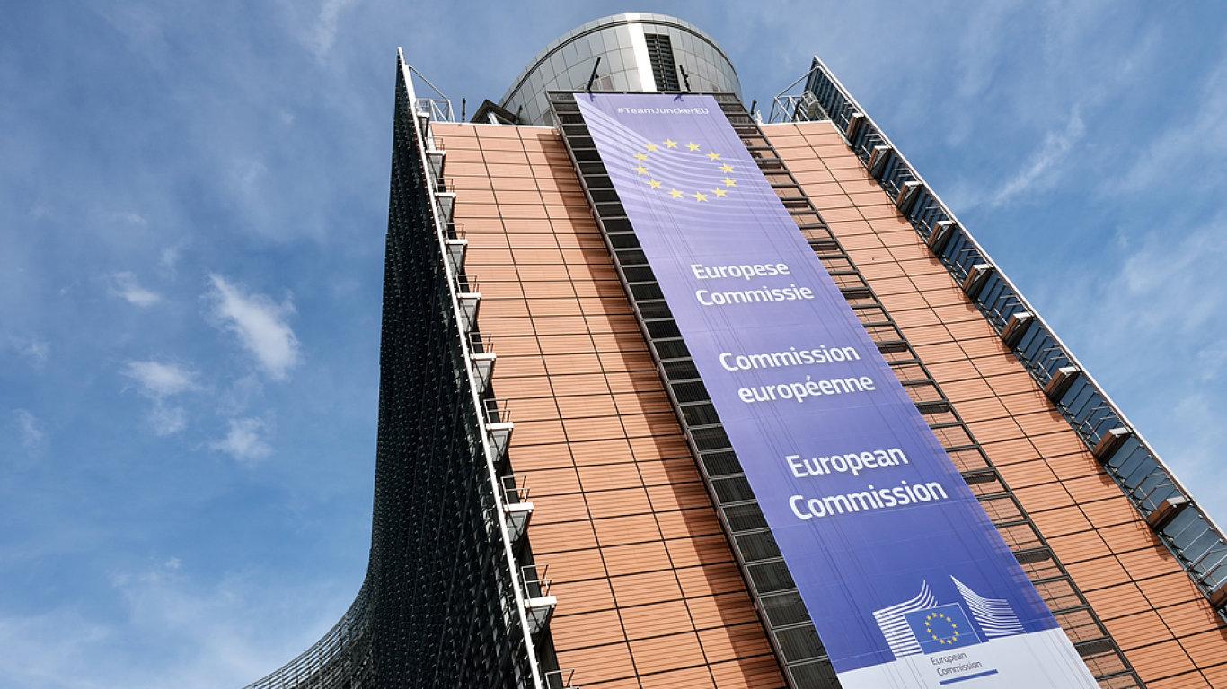 Berlaymont - hlavní sídlo Evropské komise, ilustrační foto
