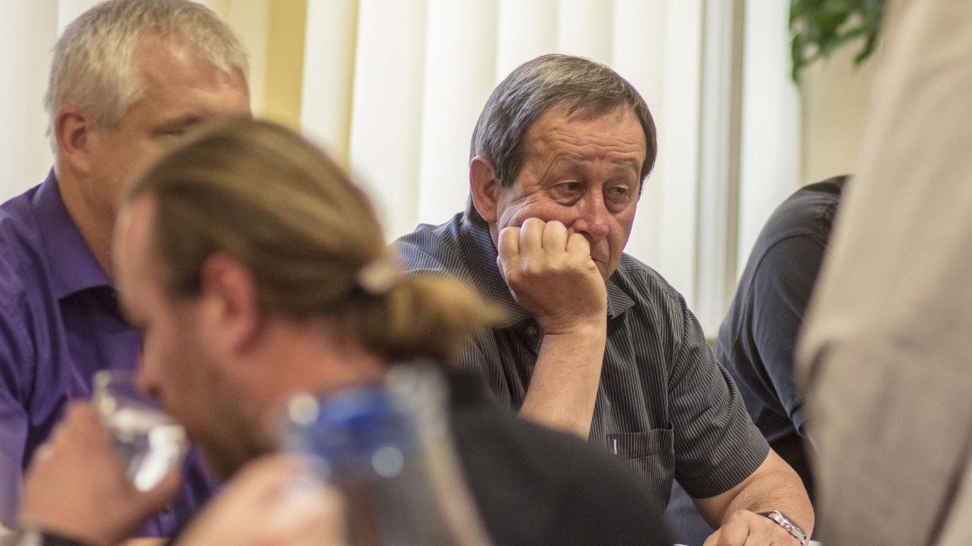 Z jihočeské kandidátky ČSSD odstoupil lídr Mrvka