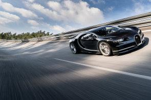 Bugatti má další rekord. Nový Chiron zrychlil na 400 km/h a poté zcela zastavil za 42 sekund