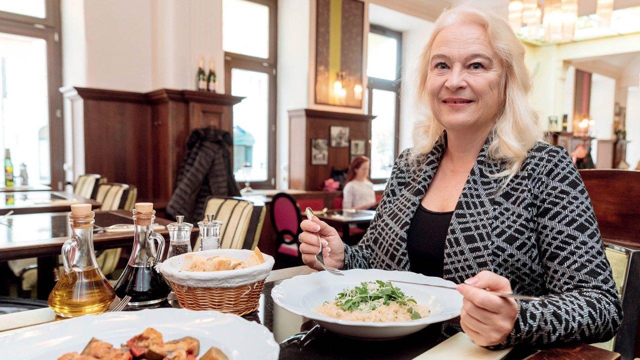 Jolana Kopřiva Myslivcová, majitelka školy kultury podnikání v cestovním ruchu Tyrkys