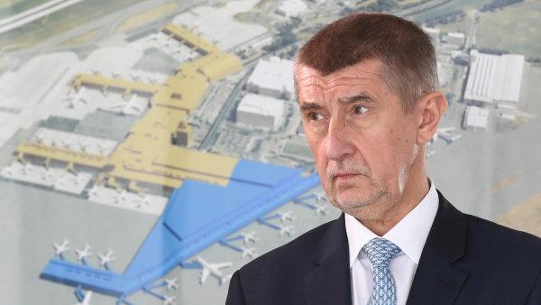 Babišůva firma Hartenberg koupila polovinu v opravnách letadel Avia Prime - Ilustrační foto.