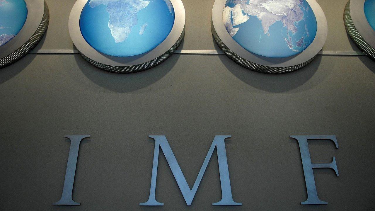 Mezinárodní měnový fond - ilustrační foto