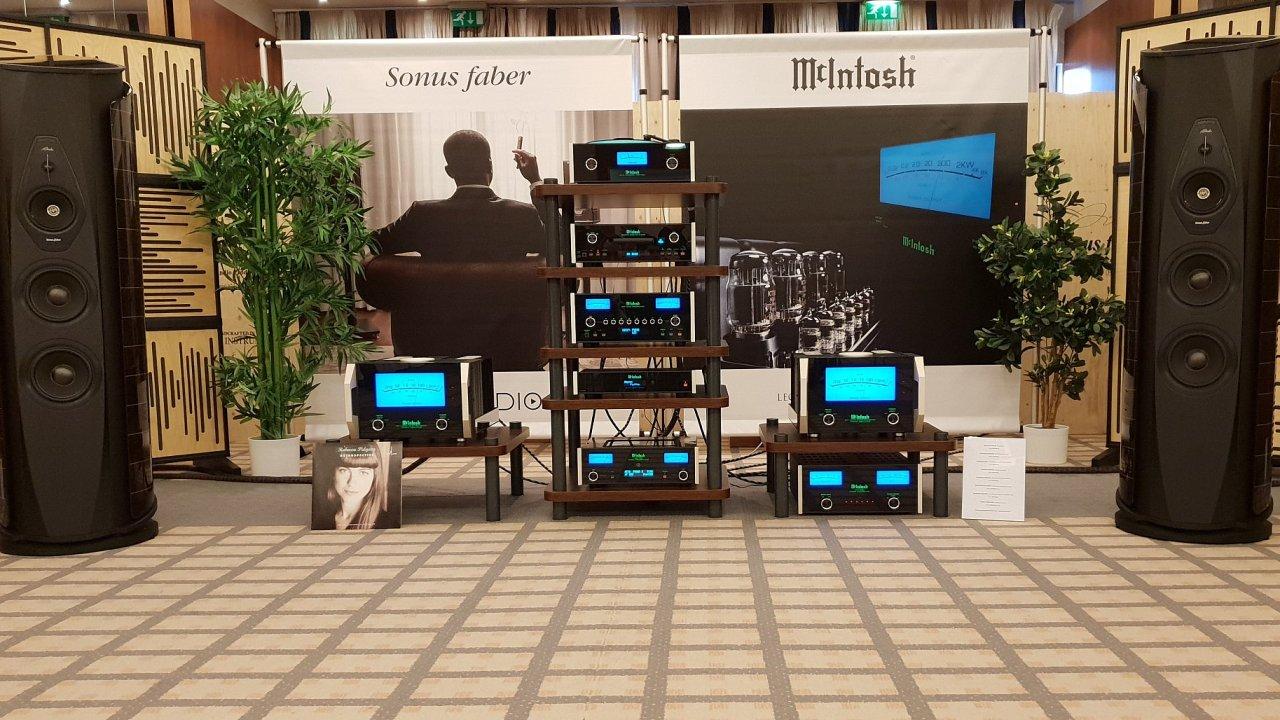 Audio Video Show Praha 2018