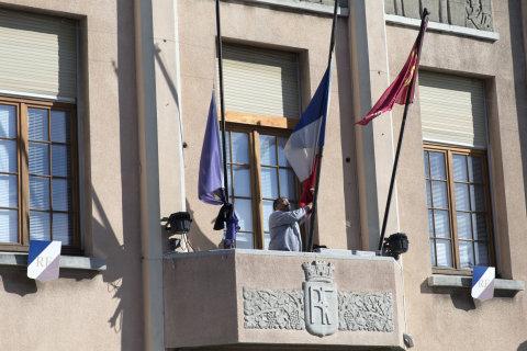 Útok v Trébes na jihu Francie