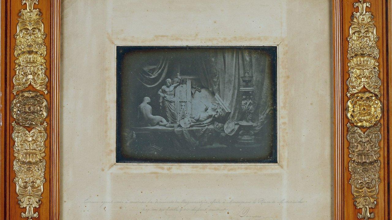 Kynžvartská daguerrotypie