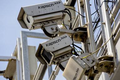 Kapsch nabídl státu odkup části firmy, která má na starosti mýto - Ilustrační foto.