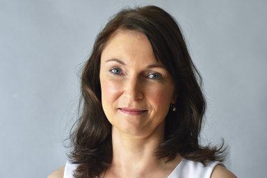 Lucie Wolfová, HR manažerka KIK Textil a Non Food pro Českou a Slovenskou republiku