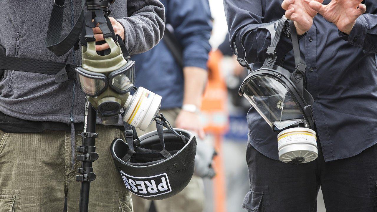 Reportéři, ilustrační foto
