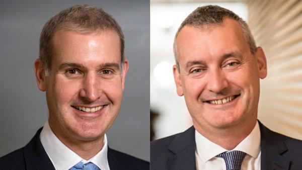 Richard Hogg a Michal Naskos posílili oddělení poradenských služeb Cushman & Wakefield
