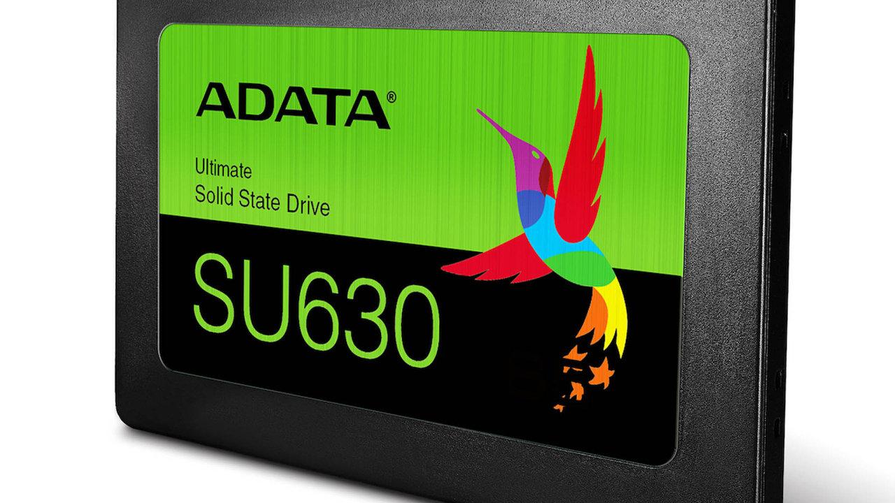 SSD disk SU630 nabízí kapacitu 960 GB.