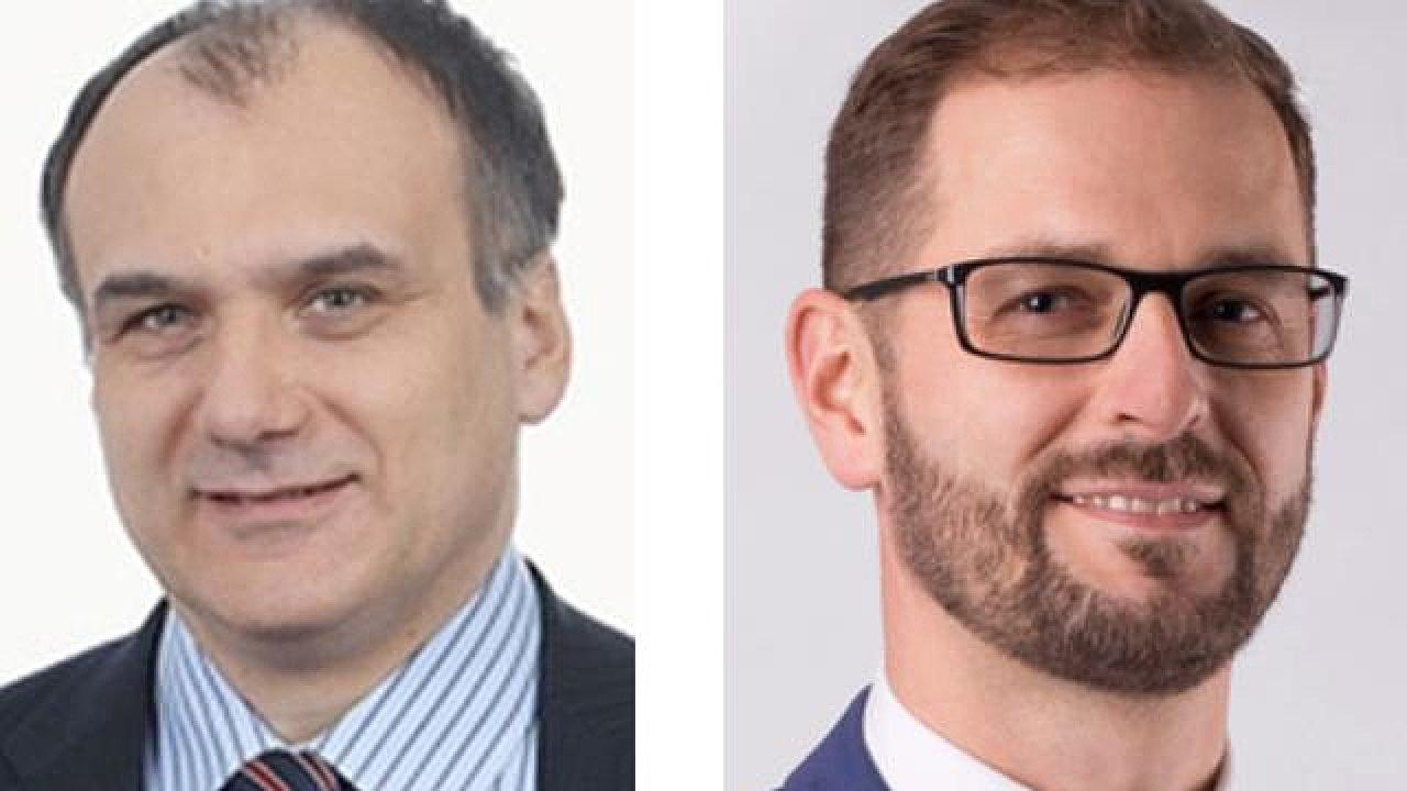 Petr Kozel a Jan Pihar