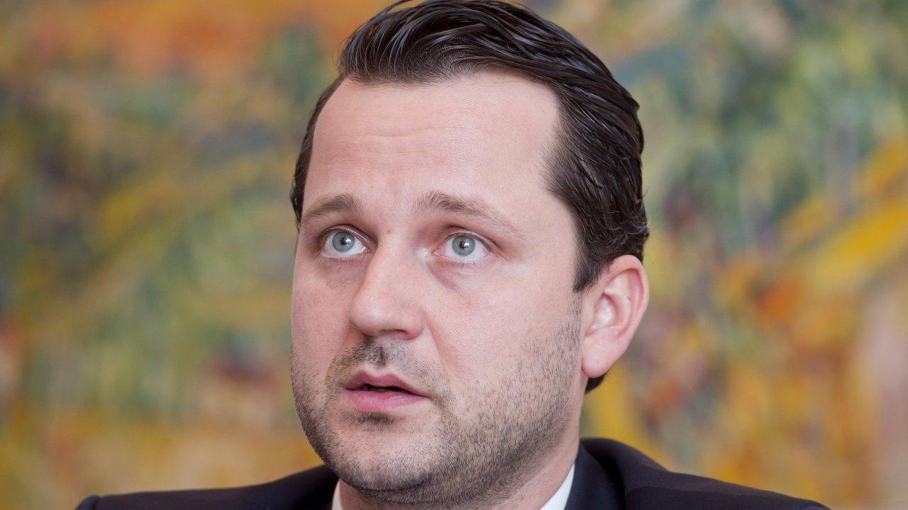 """Tehdejší generální ředitel center Jan Závěšický (na snímku) dal Páleníčkovi na jaře 2017 výpověď – pro """"nadbytečnost""""."""