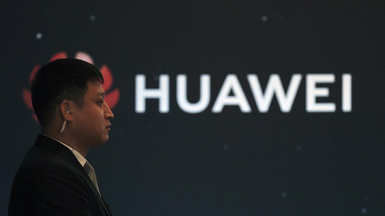 ČÍna Huawei