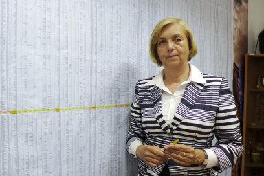 Advokátka Jarmila Veselá
